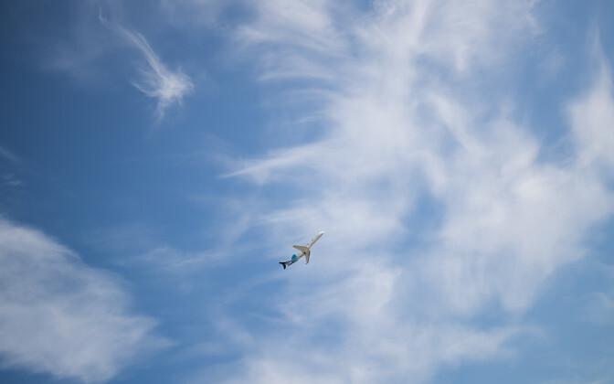 Nordica lennuk.