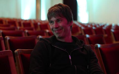 Manchesteri ülikooli osakestefüüsika professor Brian Cox.