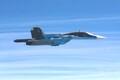 Russian Su-34.