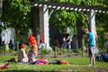 Kadrioru pargi suvehooaja avamine