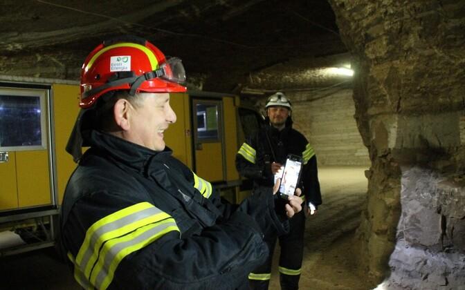 Мобильная связь в шахте