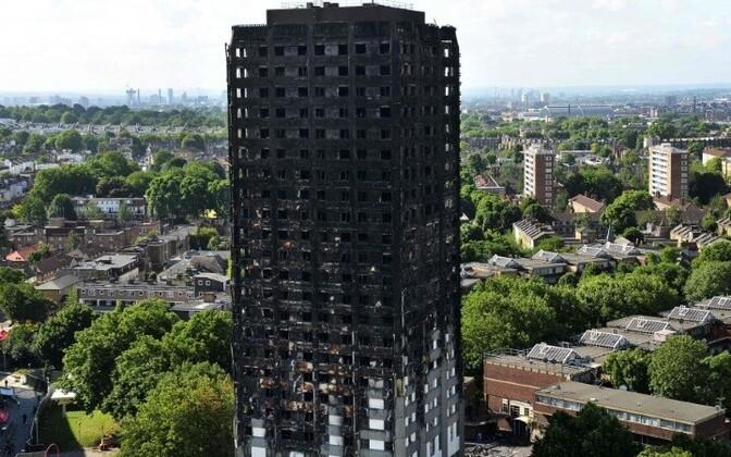 Пожар в многоквартирном жилом доме Гренфелл-тауэр на западе Лондона произошел в ночь на 14 июня.