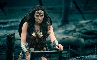 "Gal Gadot filmis ""Wonder Woman"""