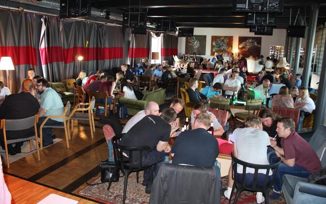 Muusikaviktoriini finaal Tartus