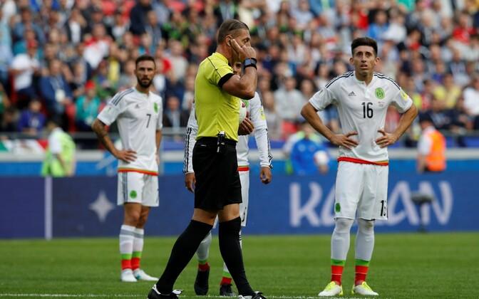 Судья Нестор Питана будет главным арбитром первого матча чемпионата мира по футболу.