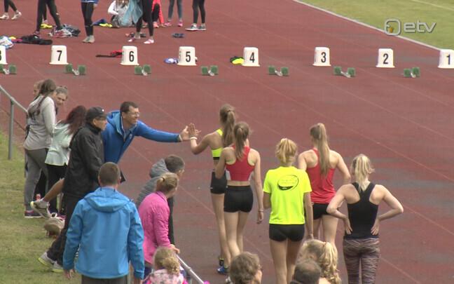 Heiko Väät oma õpilastega