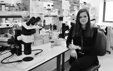 Mari-Liis Kauts andis doktoritööga suure panuse personaalse rakuravi arengusse.