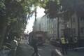 Facebooki Pelgulinna elanike gruppi postitatud foto põlengust.