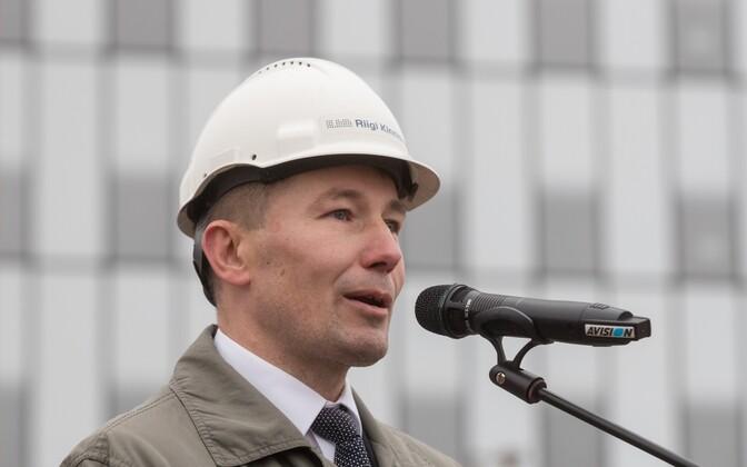 Riigi Kinnisvara AS-i endine juht Urmas Somelar.