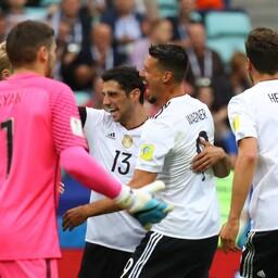 Футболисты сборной Германии выйдут на матч в роли фаворитов.