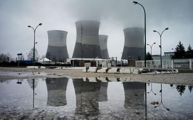 Bugey tuumaelektrijaam, foto 2013. aastast.