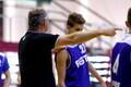 Eesti U-18 korvpallikoondise treening