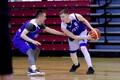 Eesti U-18 korvpallikoondise treening / Märt Rosenthal