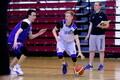 Eesti U-18 korvpallikoondise treening / Gregor Ilves