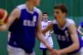 Eesti U-18 korvpallikoondise treening / Henri Drell