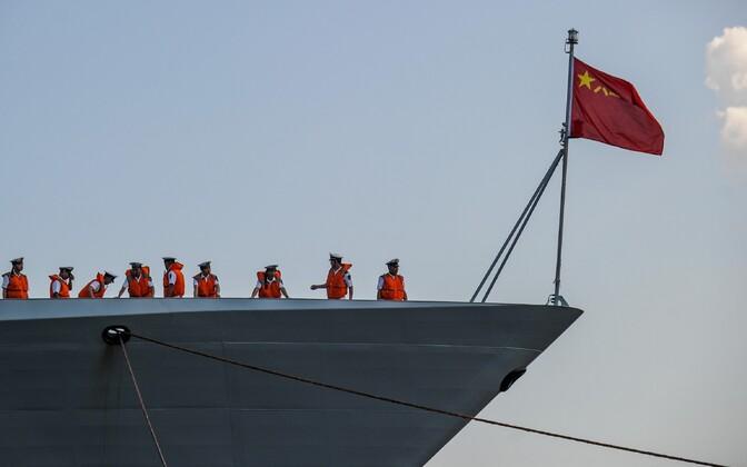 Hiina Rahvavabariigi merevägi.