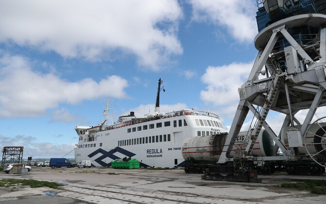 The Regula is to serve the Saaremaa-mainland route during the upcoming summer seaso.