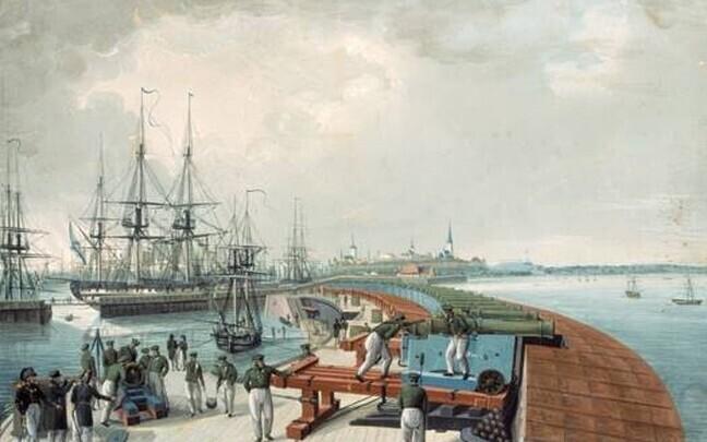 Tallinna sõjasadama Põhjamuul