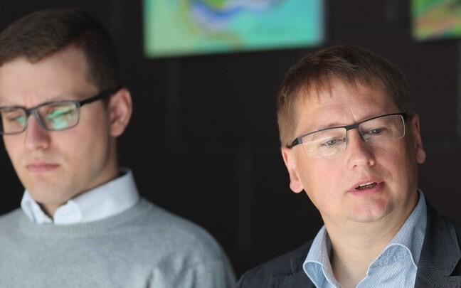 Сергей Метлев и Эрик Вест попробуют попасть в Таллиннское городское собрание.