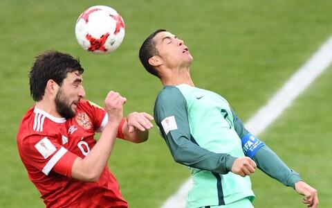 Португалия-Россия 1:0