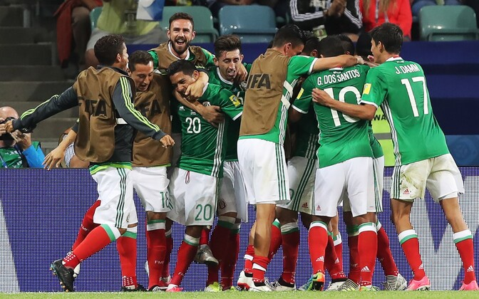 Mehhiko jalgpallikoondis