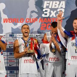 Serbia 3x3 korvpallikoondis