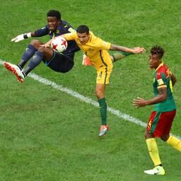 Kamerun - Austraalia