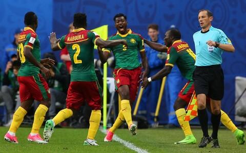 Kameruni jalgpallikoondis