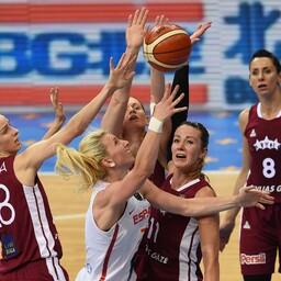 Hispaania - Läti
