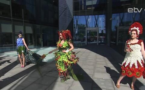 Бал цветов в Таллинне