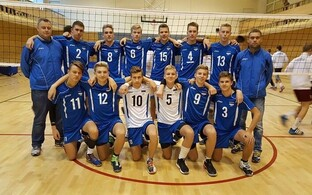 Eesti U-17 võrkpallikoondis