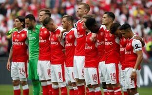 Londoni Arsenali jalgpallimeeskond