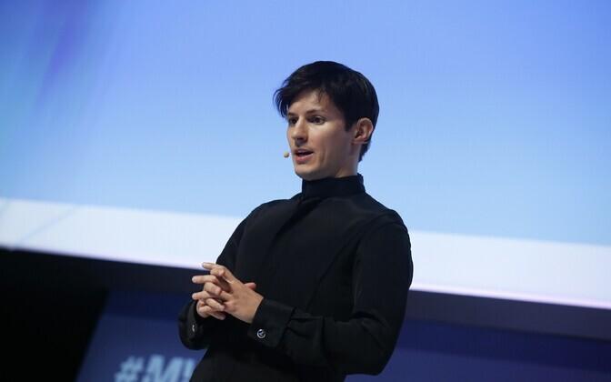Основатель сервиса Telegram Павел Дуров.