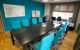 Pärnu linnapea kabinet