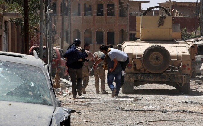 С начала 2014 года в Ираке погибли 28 журналистов