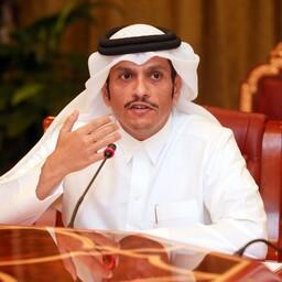 Katari välisminister Mohammed bin Abdulrahman al-Thani.