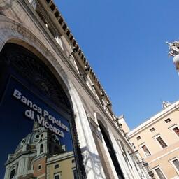 Banca Popolare di Vicenza kontor Roomas.