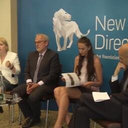 Mõttekoja New Direction arutelu.