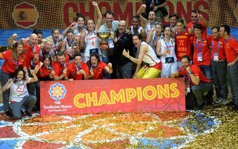 Hispaania korvpallinaiskond