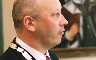 Haapsalu mayor Urmas Sukles (Reform).