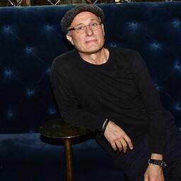 Michael Nyqvist 2017. aasta jaanuaris Stockholmis