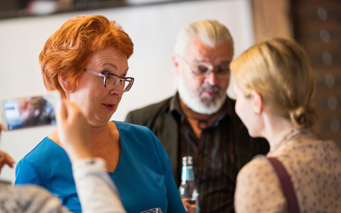Toom and Ivanova want Savisaar to be a party candidate in Lasnamäe. Meanwhile Savisaar himself is keeping quiet