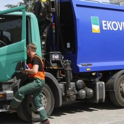Фирма Ekovir продолжит вывоз мусора в Нарве.