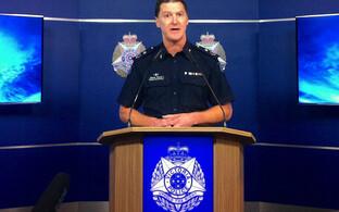 Victoria osariigi asepolitseiülem Shane Patton.