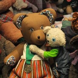 Музей игрушек в Тарту.
