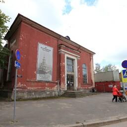 Tartu Maarja kirik.