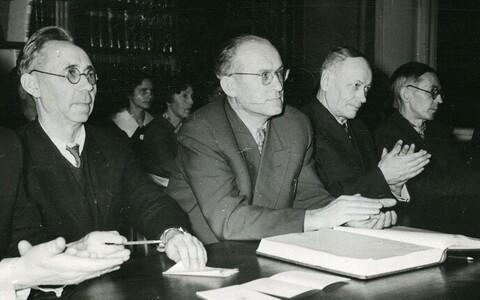 August Annist, August Sang, Nigol Andresen, Leo Anvelt.