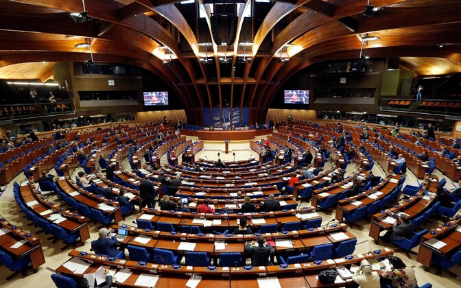 The Parliamentary Assembly of the Council of Europe (PACE).