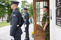 U.K. Chief of the Defence Staff Gen. Sir Stuart Peach visits Estonia. June 30, 2017.