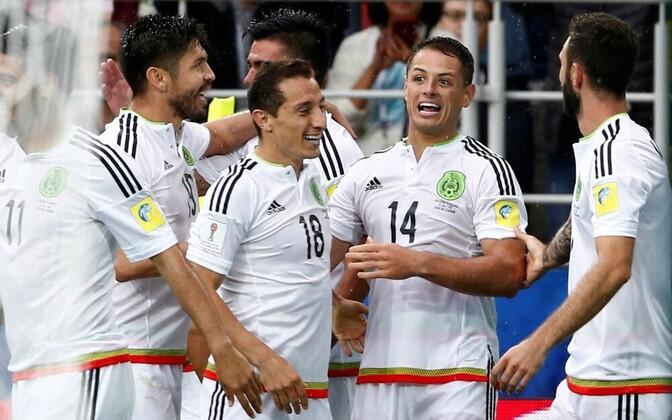 Германия разгромила Мексику истала вторым финалистом Кубка конфедераций